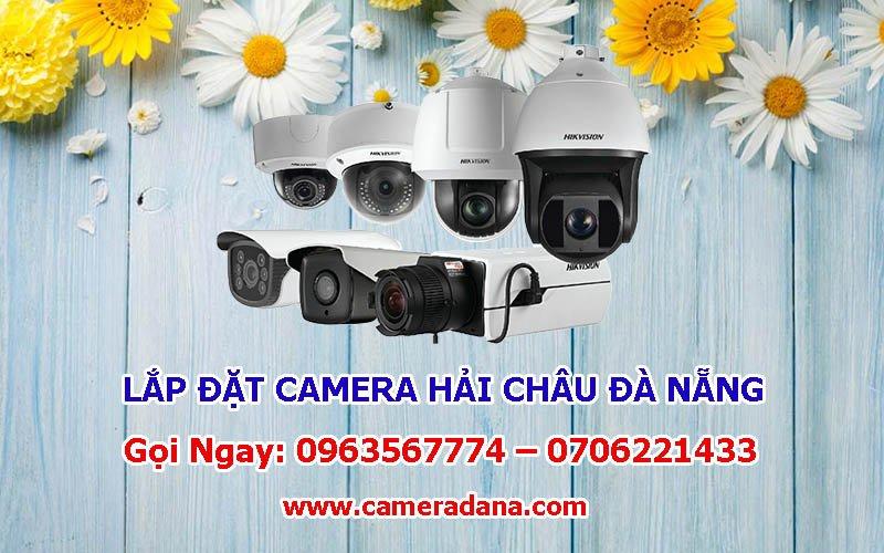 lắp đặt camera tại Hải Châu