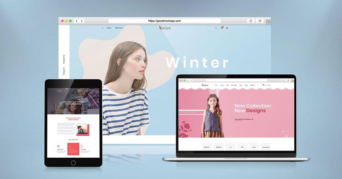Báo giá thiết kế website bán hàng