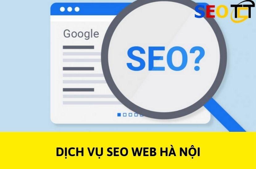 dịch vụ SEO Web Hà Nội